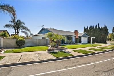 134 N Queensbury Street, Anaheim, CA 92806 - MLS#: PW18044959