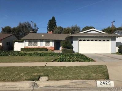 2429 E Adams Avenue, Orange, CA 92867 - MLS#: PW18045520