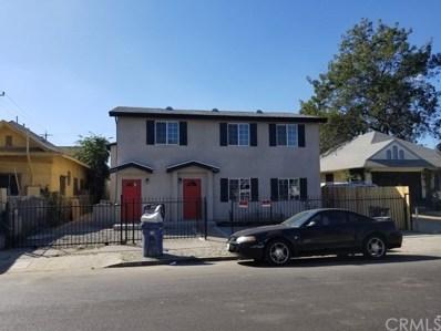 1048 E 23rd Street, Los Angeles, CA 90011 - MLS#: PW18045574