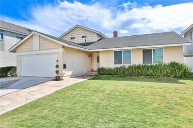 5782 Nordina Drive, Huntington Beach, CA 92649 - MLS#: PW18046241
