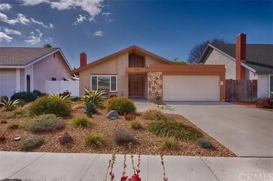 5040 E Glenview Avenue, Anaheim, CA 92807 - MLS#: PW18046736
