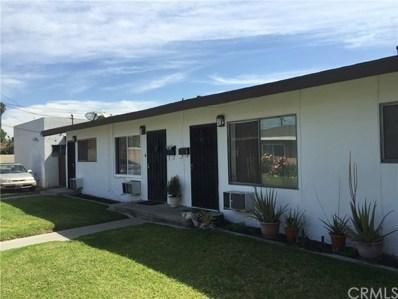 1603 W Catalpa Drive, Anaheim, CA 92801 - MLS#: PW18047812