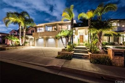 6411 E Via Arboles, Anaheim Hills, CA 92807 - MLS#: PW18048293