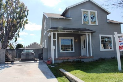 1876 W Orange Avenue, Anaheim, CA 92804 - MLS#: PW18048631