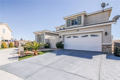 17681 View Mount Ct, Victorville, CA 92395 - MLS#: PW18049104