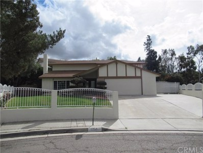 6153 Bluffwood Drive, Riverside, CA 92506 - MLS#: PW18049597