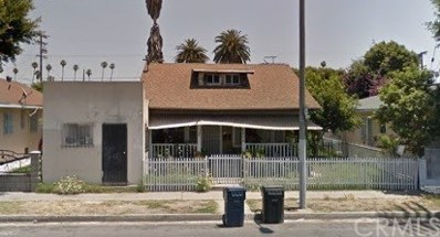 6808 Compton Avenue, Los Angeles, CA 90001 - MLS#: PW18050240