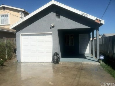 10914 Compton Avenue, Los Angeles, CA 90059 - MLS#: PW18051884