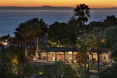611 Allview Place, Laguna Beach, CA 92651 - MLS#: PW18052395