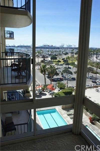 850 E Ocean Boulevard UNIT 508, Long Beach, CA 90802 - MLS#: PW18054524