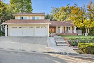 1541 Coachwood Street, La Habra, CA 90631 - MLS#: PW18054561