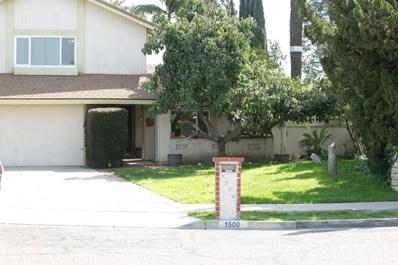 1500 Glenn Circle, Placentia, CA 92870 - MLS#: PW18055661