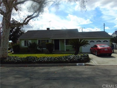 15338 Jupiter Street, Whittier, CA 90603 - MLS#: PW18056388