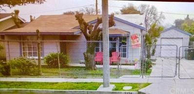 2125 Rousselle Street, Santa Ana, CA 92707 - MLS#: PW18056900