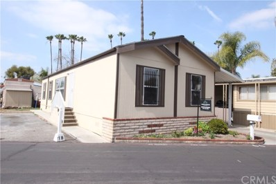 13102 Partridge Street UNIT 66, Garden Grove, CA 92843 - MLS#: PW18057436