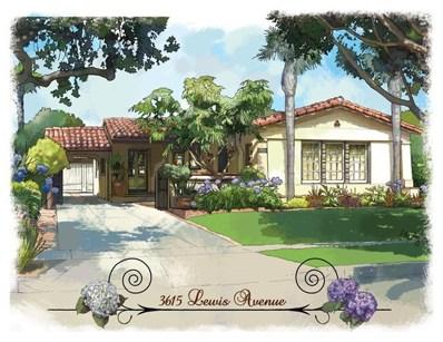 3615 Lewis Avenue, Long Beach, CA 90807 - MLS#: PW18057824
