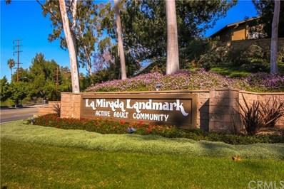 15914 Alta Vista Drive UNIT 1-D, La Mirada, CA 90638 - MLS#: PW18058184