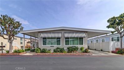 16400 Saybrook Lane UNIT 48, Huntington Beach, CA 92649 - MLS#: PW18059178