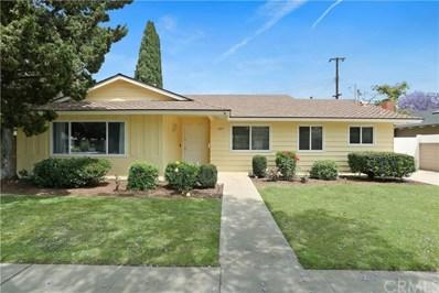 1233 W Park Lane, Santa Ana, CA 92706 - MLS#: PW18059903