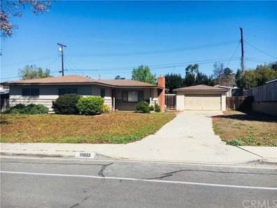 15923 Janine Drive, Whittier, CA 90603 - MLS#: PW18061780