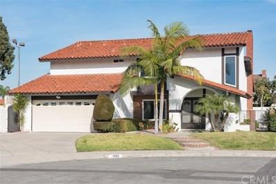 1080 N Windsor Street, Anaheim, CA 92805 - MLS#: PW18061872