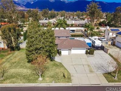 12934 E Cherokee Road E, Rancho Cucamonga, CA 91739 - MLS#: PW18061949