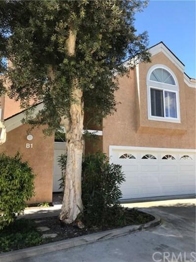 2569 Elden Avenue UNIT B1, Costa Mesa, CA 92627 - MLS#: PW18062084