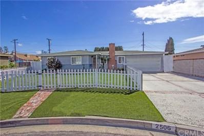 2506 W Merle Place, Anaheim, CA 92804 - MLS#: PW18062284