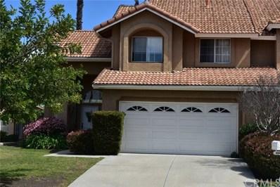 6025 E Hackamore Lane, Anaheim Hills, CA 92807 - MLS#: PW18062380