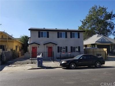 1046 E 23rd Street, Los Angeles, CA 90011 - MLS#: PW18062474