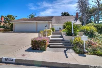 15434 Lodosa Drive, Whittier, CA 90605 - MLS#: PW18062895