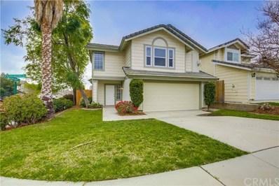 9855 Chesapeake Drive, Rancho Cucamonga, CA 91701 - MLS#: PW18063206