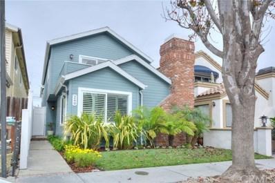 249 17th Street, Seal Beach, CA 90740 - MLS#: PW18063960