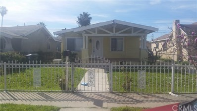 1706 W 57th Street, Los Angeles, CA 90062 - MLS#: PW18064207