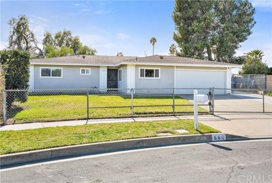 580 S Ashford Avenue, Bloomington, CA 92316 - MLS#: PW18064209