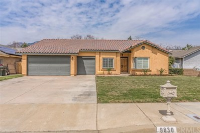 9830 Golden Arrow Lane, Rancho Cucamonga, CA 91701 - MLS#: PW18064646