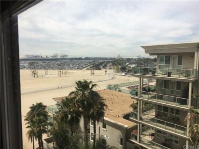 1030 E Ocean Boulevard UNIT 508, Long Beach, CA 90802 - MLS#: PW18064773