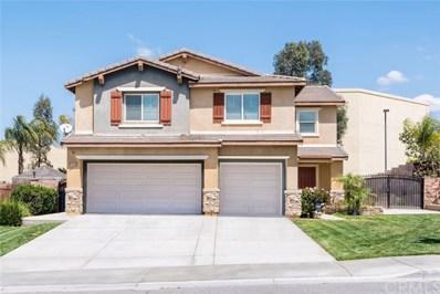18956 Alderbrook Drive, Riverside, CA 92508 - MLS#: PW18065329