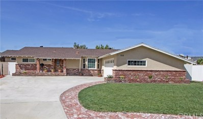 723 S Birchleaf Drive, Anaheim, CA 92804 - MLS#: PW18065545