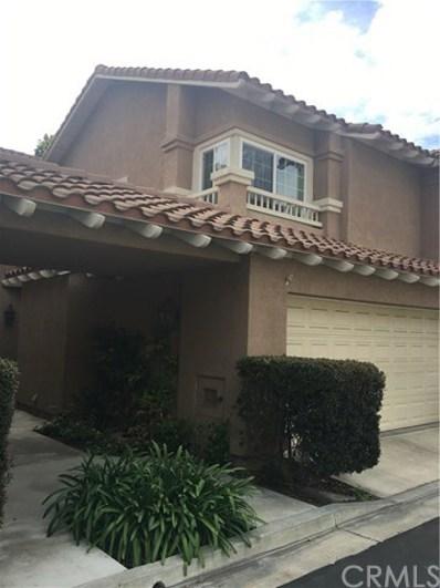 2484 Via Castillo, Tustin, CA 92782 - MLS#: PW18065872