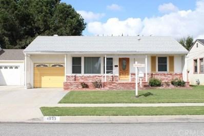 4935 Autry Avenue, Lakewood, CA 90712 - MLS#: PW18066356