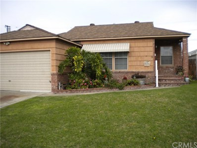 5112 Barlin Avenue, Lakewood, CA 90712 - MLS#: PW18066382