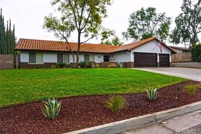 17010 Via Los Caballeros, Riverside, CA 92504 - MLS#: PW18066560