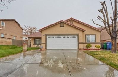 36521 Rodeo Street, Palmdale, CA 93552 - MLS#: PW18066807