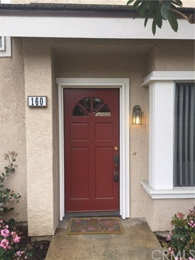 160 Greenmoor UNIT 68, Irvine, CA 92614 - MLS#: PW18066981