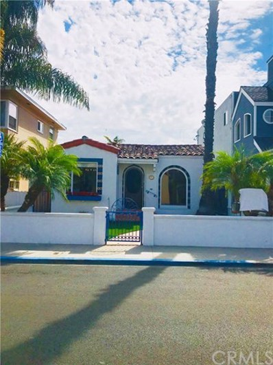 54 S Corona Avenue, Long Beach, CA 90803 - MLS#: PW18068520