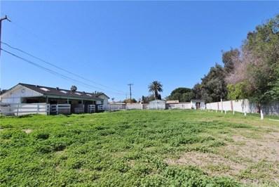 0 El Cajon Avenue, Yorba Linda, CA 92886 - MLS#: PW18068579