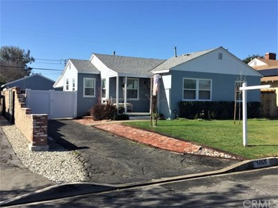 6865 Duchess Drive, Whittier, CA 90606 - MLS#: PW18069198