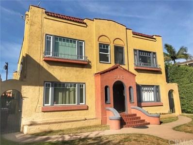 315 Cherry Avenue, Long Beach, CA 90802 - MLS#: PW18069440