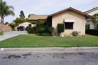 16246 California Avenue, Bellflower, CA 90706 - MLS#: PW18070088